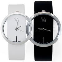 Wholesales 2PCS Exquisite Hollow Dial Fashion Analog Quartz Bracelet Bangle Wrist Watch Gift for Women's Lady's Girl's Female.
