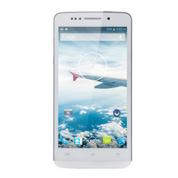 "Bedove HY5001 White Jelly Bean Android 4.2 Phone 5.0""IPS MTK6589 Quad core Screen Phone"