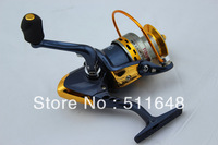 YB5000 metal head fishing reel, Spinning Reel gapless 8+1BB Free shipping