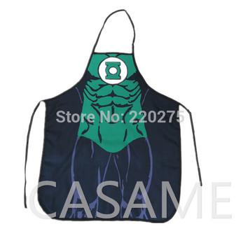 Freeshipping good quality  the hulk apron Be the Hero Apron Kitchen apron Novelty & Fun Apron