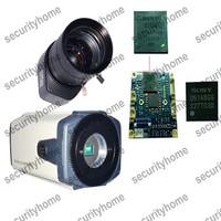 High Resolution SONY HD 700TVL Effio-P Box camera Vari-Focal 6-60mm DC Auto IRIS Lens CCTV Camera Super WDR 3D-DNR