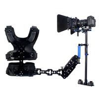 2 5kg Carbon Fiber Stabilizer Steadicam Camera DSLR Video Steadycam Vest Arm