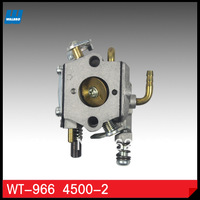 FAST WAY EMS FREE SHIPPNG WT966 WALBRO CARBURETOR ASSEMBLY FITS GS4500 40-45CC CHAINSAW,GASOLINE CHAIN SAW CARB