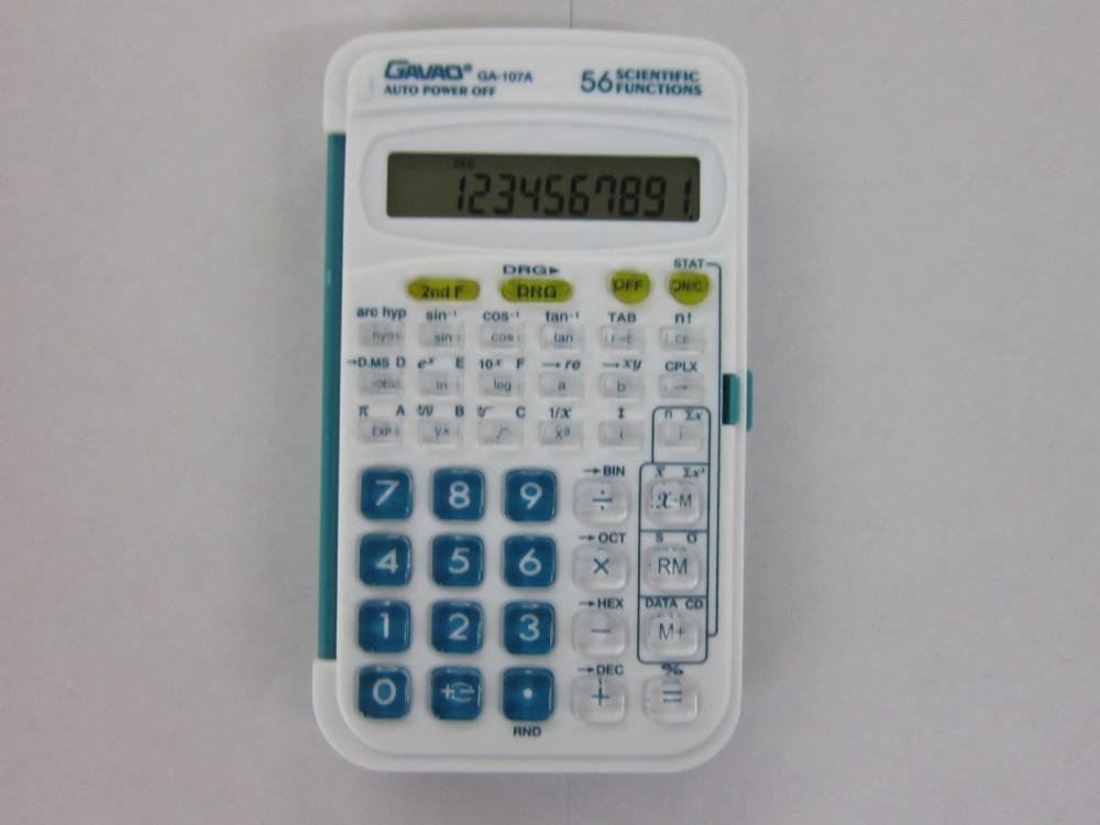 Калькулятор POCKET -SCIENTIFI- COLORFUL> SCIENTIFI calculator/office/school/gift use