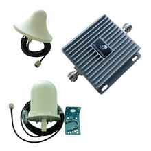 Claro / TIM BRASIL / Vivo 3G 850/2100MHz Cellphone signal booster repeater amplifier