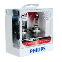Genuine X-treme Vision 100% Brighter H4 Halogen Bulbs