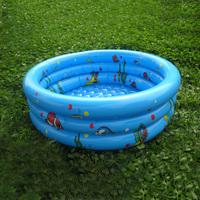 1pc high quality 100cm diameter pvc  inflatable bath pool baby swimming pool baby bath free shipping