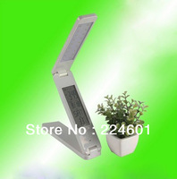 Foldable LED desk  with  18 LED Desk Light  Table Lamp and Calendar free shipping