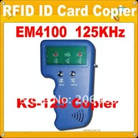 125KHz RFID ID Card Reader & Writer/Copier/Duplicator/Programmer +  10 pieces 125KHz  REwritable Card