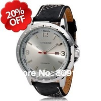 CURREN 8120 Fashion & Casual Brand Analog Quartz Dress Men Watch with Faux Leather Strap (5 color)