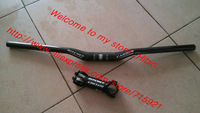 New RITCHE-Y Superlogic full carbon fibre MTB bicycle bike Handlebar and wcs  stem Free Shipping