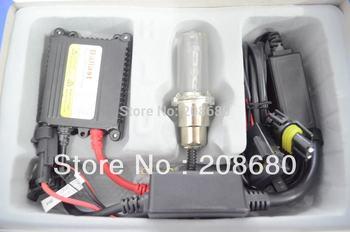 Wholesale Motor/Motorcycle Bike Hid Lights Kit  H6 Hi/Low Xenon Bulbs 35W 8000K Free shipping AAA