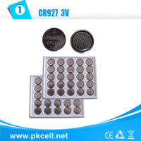 50PC/lot CR927 DL927 ECR927 5011LC 3V Lithium Button Coin Cell Battery For Watch Free Shipping