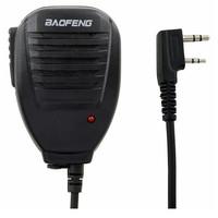 100% Original Baofeng Handheld Microphone Speaker MIC.for two way radio UV-5R UV-B5 UV-B6 BF-888S BF-666S TG-UV2 TK-3107 Etc.