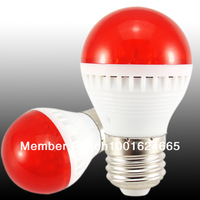 1.2W  led bulb lamp light bulbs bubble ball bulb Scrub warm white led e27 b22  bulb leds energy saving Spot light lamp