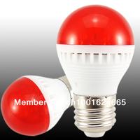 1.2W  led bulb lamp light bulbs bubble ball bulb Scrub warm white led e27 b22  bulb leds energy saving Spot light lamp