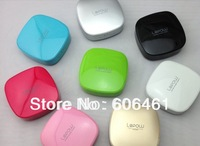 New Arrival Lepow 6000mAh portable Power Bank Universal External Battery pack and charger USB port In Stock! 20PCS