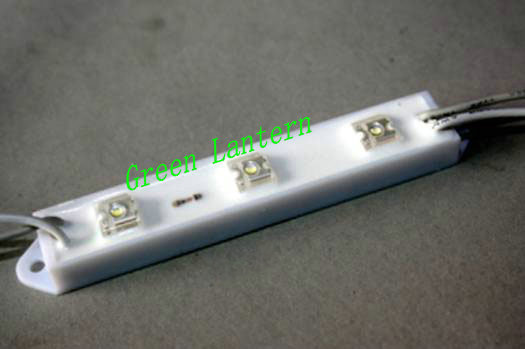 Super flux LED Waterproof Piranha LED Module 3 pcs LED(China (Mainland))