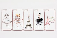 30 styles bling clear crystal rhinestone cell phone cases mobile case Hard Back Cover shell skin for iphone 5 5G 20pcs/lot