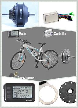 NewPower ebike System Kit (Meter+Controller+Motor+Torque sensor+Speed Sensor) -- 48V