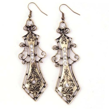 Free shipping Cool Style  Vintage Beautiful Charm Party Cute sword Earrings Jewelry  -EG69