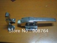 Refrigeration accessories freezer handle lock handle lock freezer door lock cabinet lock thickening