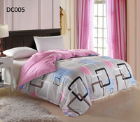 Hot Sale 100% Cotton Fashionable Pattern Printed Duvet Cover, Twin Size 160*210cm Patterned Quilt Cover, Free Shipping