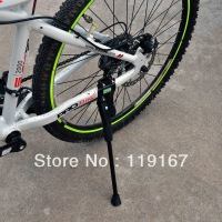 Free shipping Light mountain bike foot support bicycle car rod racks foot support adjustable, bike stand