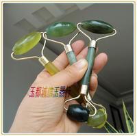 Xiuyan  ornaments Jade Stick beauty massage rolling wheel