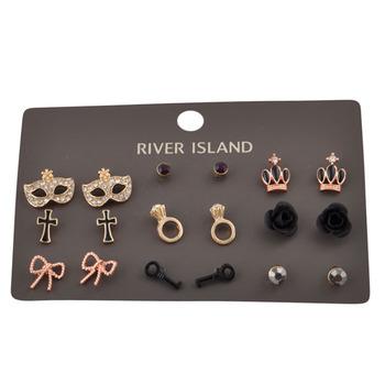 Earring set women fashion stud earring E214