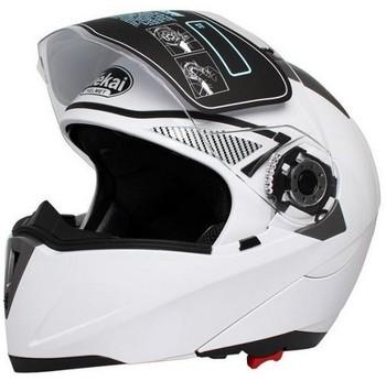 Free shipping 1pc ECE JIEKAI 105 helmet motorcycle full face helmet automobile race double thermal lense/10 m fall is not broken