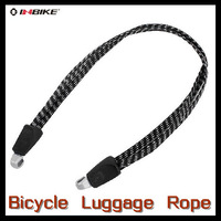 Free Shipping Bike Bicycle Cycling Riding Plastic Elastic Luggage Binding Bundled Tie Rope