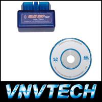 2013 mini bluetooth elm 327 elm327 car obd obdii can bus scanner wireless elm 327 interface vgate smart elm 327 elm327