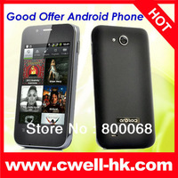 3.5 inch Spreadtrum SC6820 Android 2.3 Dual SIM WiFi Low Cost touch Screen mobile phone S5830i
