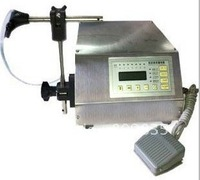 High Speed Electric Liquid Filling Machine,Small Economy Water Filling Machine,Filling Volume 3-3000ml,very accurate