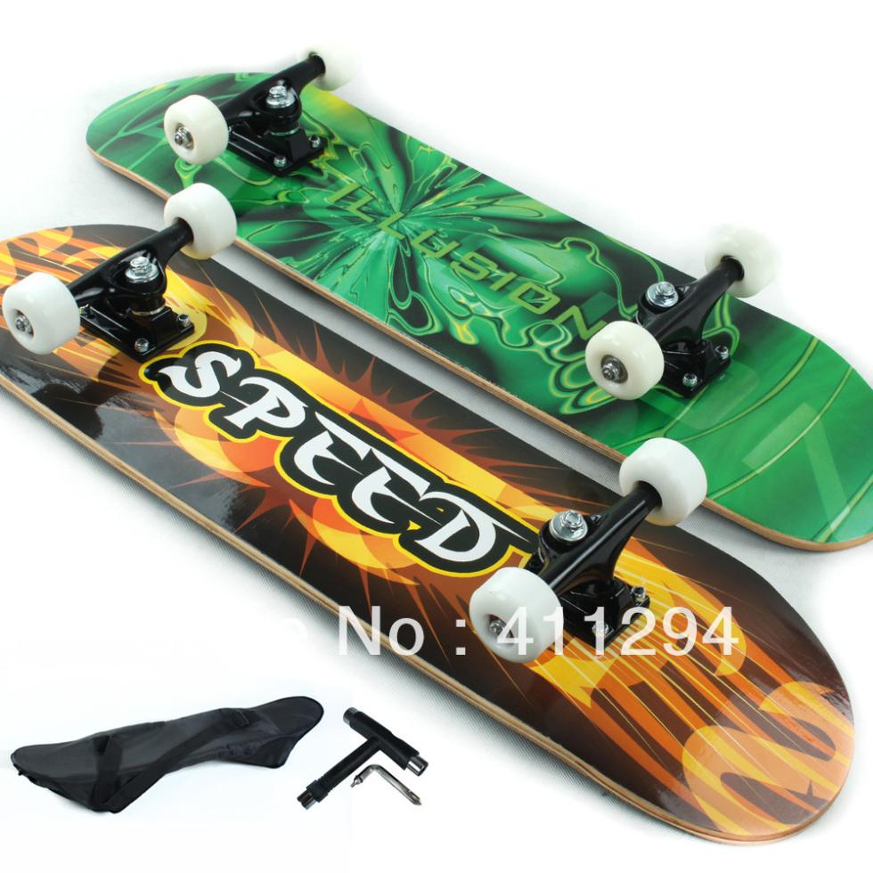Outdoor Sports Skate Board Four-wheel Skateboard Ruturn Board Slide Board Plate Slip Board - Kids Entertainment Type(China (Mainland))