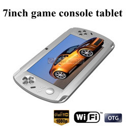 2013 Newest items 7 inch Android game console support mp5 game and mp5 player game support game free(China (Mainland))