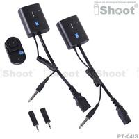 AC Wireless Radio Flash Trigger PT-04 for Studio Flash Light/Strobe/Monolight-2R