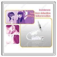 Free shipping !!!New Healthy Asepsis Ear Body Studs Earring Piercing Gun Pierce Makeup kit 20072*5