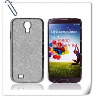 2013 Shiny Bling Silver Chrome Hard Case Back Cover Shell for Samsung Galaxy S4 i9500 Mixed Colors