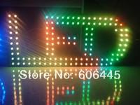 5V Digital Full Color Programmable Pixel LED Dot String Light for making Magic LED Letters