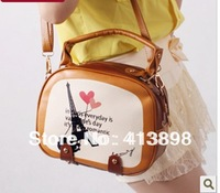 Dream 2013 vintage doll portable women's handbag shoulder bag a002 freeshipping hotselling female causal bags freeshipping
