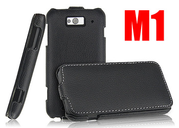100% Genuine Leather Flip case for xiaomi M1 MIUI MiOne imak original The Count case Free shipping Best Quality gift package