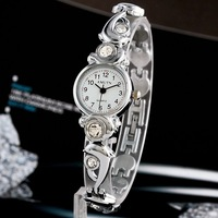 Free shipping rhinestone women's bracelet watch fashion student wristwatches ladies watches