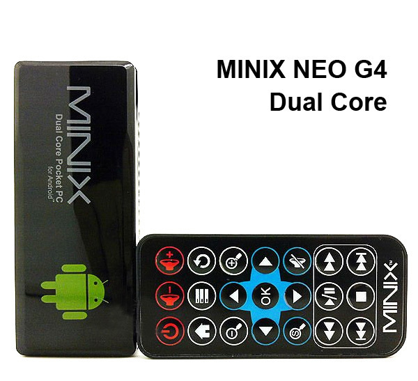 New NEO G4 MINIX Dual Core Android Mini PC RK3066 A9 Dual Core Stick TV Dongle with Remote Control(China (Mainland))