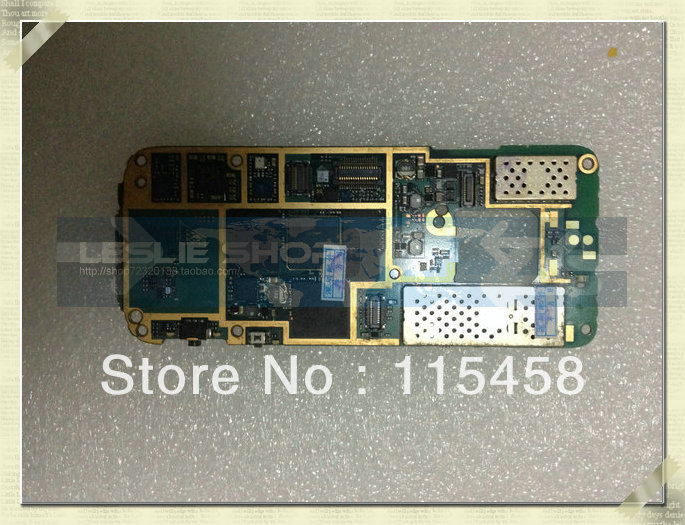 good quality board motherboard for Nokia N73;100% original;free shipping(China (Mainland))