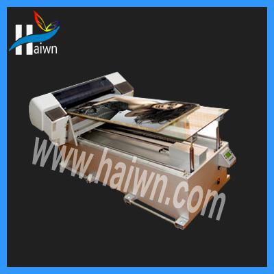 Eco solvent Printer machine/ Flatbed printing machine / Inkjet pvc card printing machine HAIWN-DB720(China (Mainland))