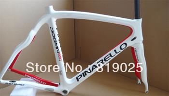 2013 Pinarello Dogma 65.1 Think 2 Red White Frameset for Sale