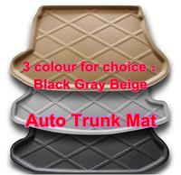 For Toyota RAV4  Rubber Foam Trunk Tray Liner Cargo Mat Floor Protector 2007-2012