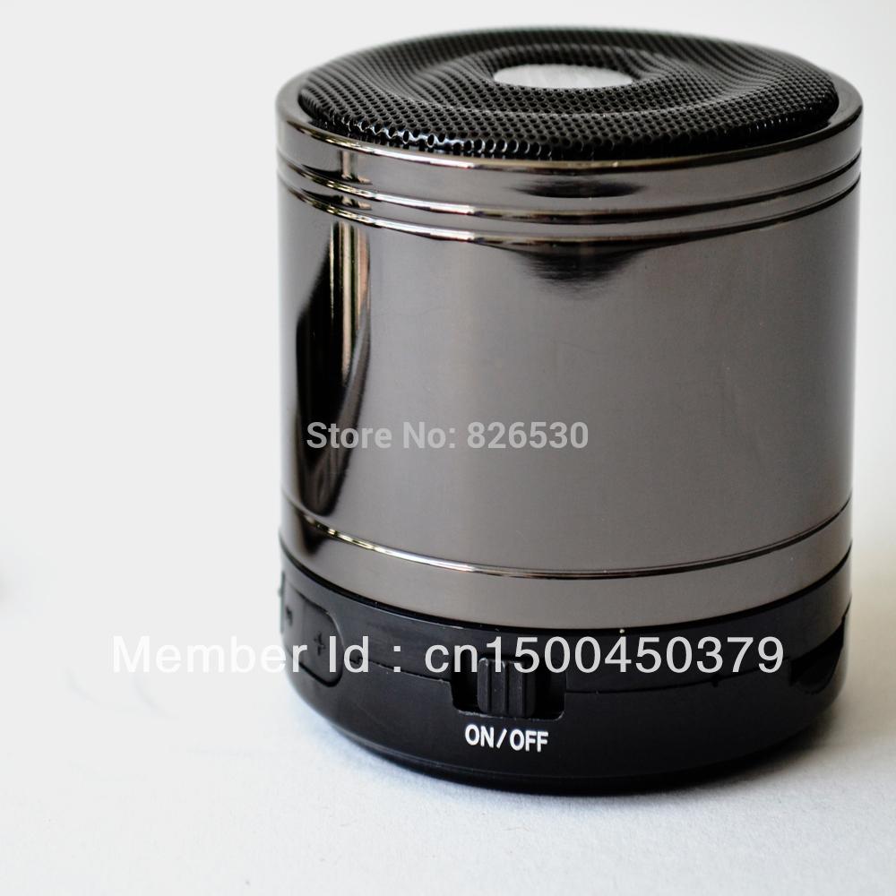 2013 Newest 5W mini wireless bluetooth micro speakers with Handsfree/FM Radio/TF card slot(China (Mainland))